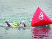 BTS Swimming