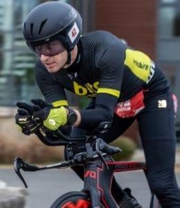 Olivier in action @ Dorney