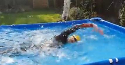 Paul & Kate's pool