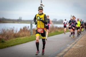 Running Dorney Lake