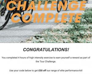 LeCol Strava Challenge