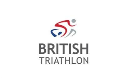 British Triathlon South Central key worker winner